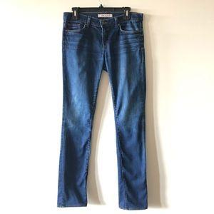 JBrand Pencil Leg Jeans